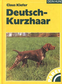 Der Deutsch Kurzhaar Claus Kiefer